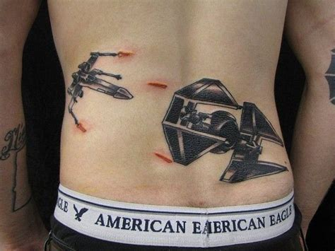 tie fighter tattoo 27 best images about tattoos by gribble on