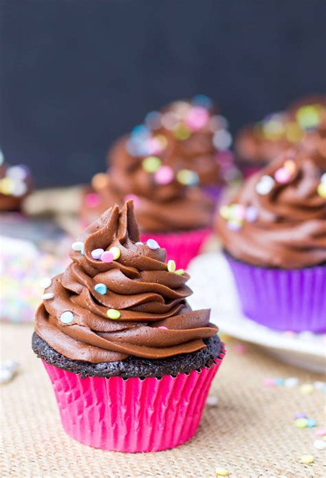 What Do You About Cupcakes by Easy Chocolate Cupcakes Sugar Spun Run