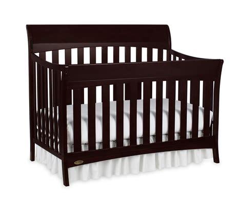Graco Rory 5 In 1 Convertible Crib Espresso Graco Convertible Crib Parts