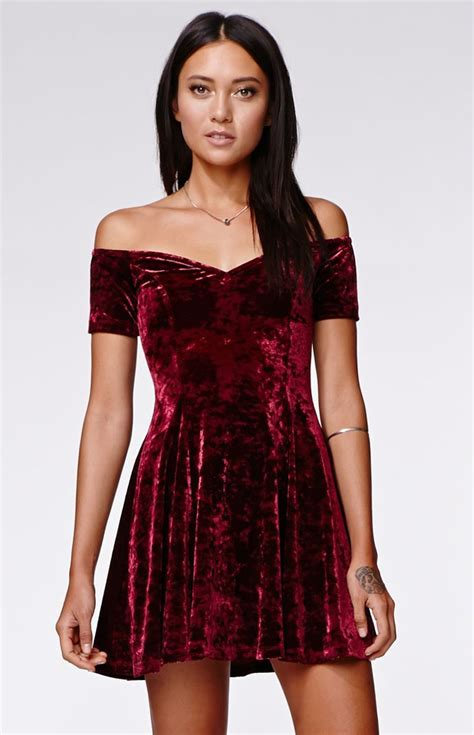 9 Dresses From Pacsun by A Pacsun Exclusive The Shoulder Fit N