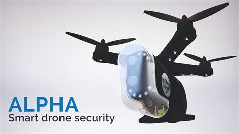 indiegogo security drone alpha is the future s watchdog