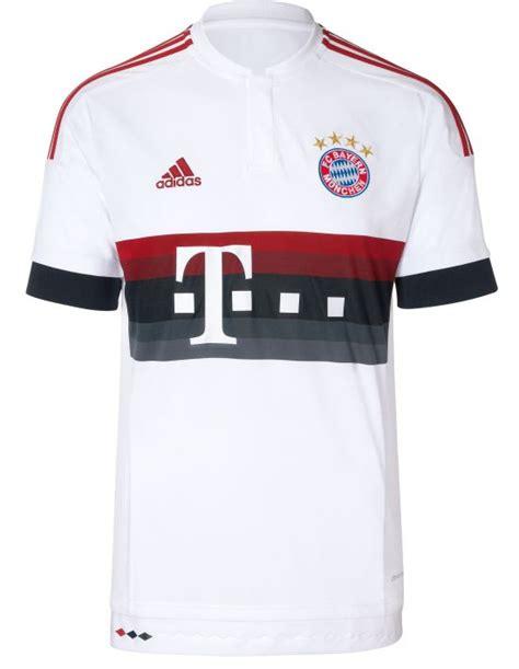 Bayern Munchen Home Jersey 2016 2017 Parley white bayern jersey 2015 2016 adidas fc bayern munich