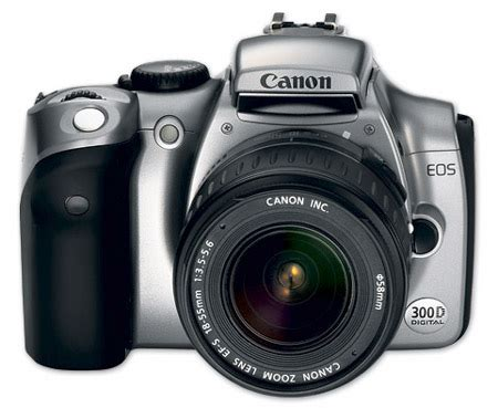 canon eos 300d digital rebel review round up