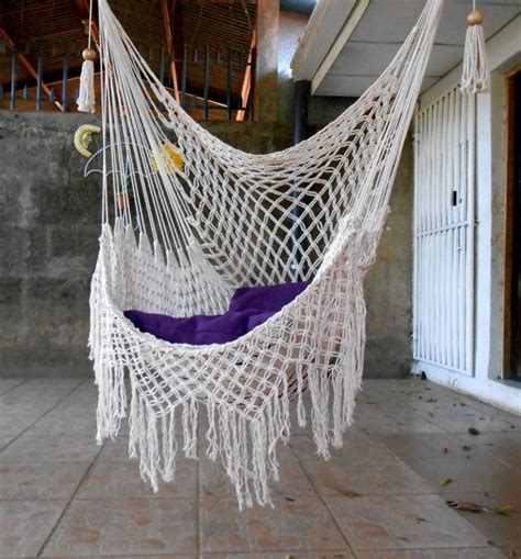 macrame swing chair pattern swing chair macrame special by hangandswing on etsy