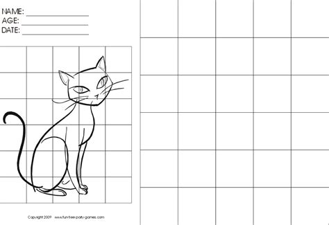 printable graph art 4 best images of free printable graph art worksheets