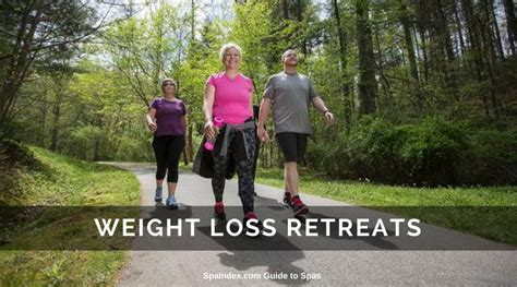 weight loss retreat weight loss spas resorts and retreats