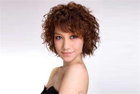 can you spiral perm short hair best perms for short hair stylish short permed
