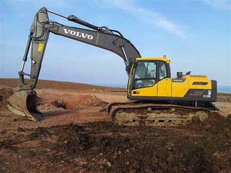 volvo excavator india volvo ec220d excavator price specifications in india