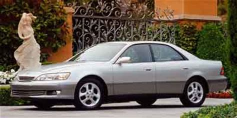 2001 lexus es 300 review, ratings, specs, prices, and