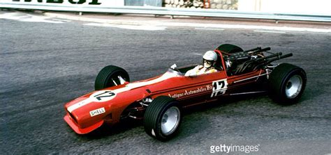 Maserati F1 by Vic Elford Cooper T86b Maserati Monaco 1969