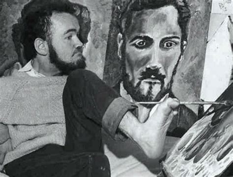 Large Garage by Last Remaining Works Of Christy Brown On Sale Today Newstalk