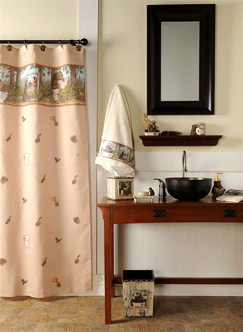 Taking Care Of Business Bathroom Accessories Taking Care Of Business Shower Curtain Picture