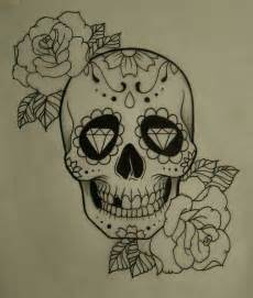 25 best tatuagens caveira mexicana ideas on pinterest