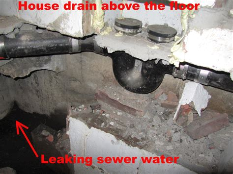 Sewage Leak In Basement by A Sewer Leak Test Can Avoid Unnecessary Plumbing Repairs