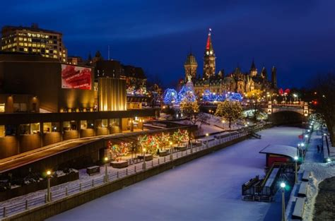 top        canadian winter places