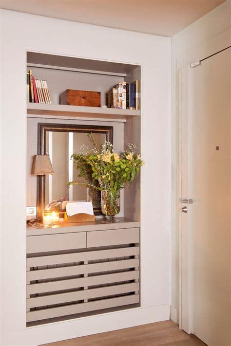 decorar recibidor decorar recibidores con radiador