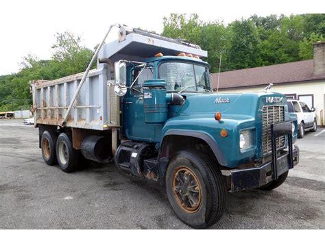 mack trucks for sale mack dump trucks for sale