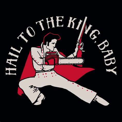 T Shirt Hail To The King hail to the king baby snorgtees