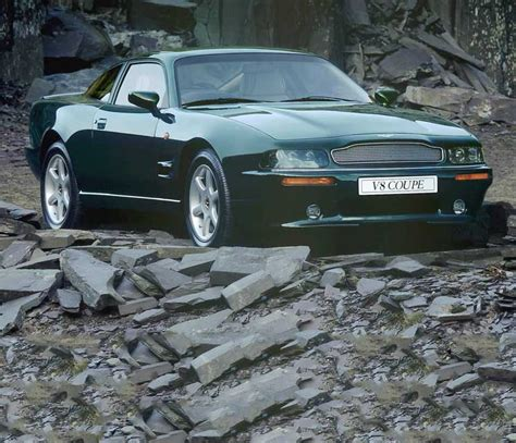 Aston Martin Extended Version by V8 Coupe Lwb Volante Aston Martin