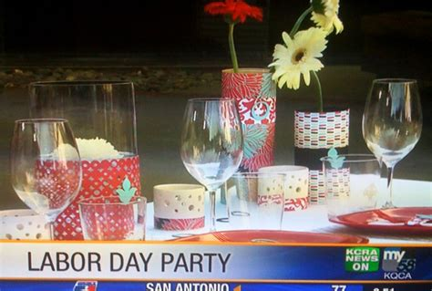 hwtm on kcra labor day party ideas hostess with