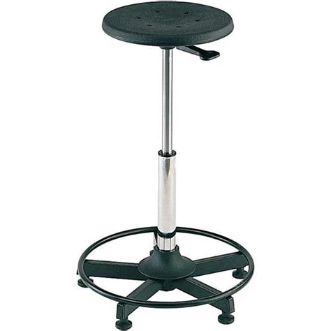 Working Stools by Fixed Workshop Work Stool On 5 Base 88601020
