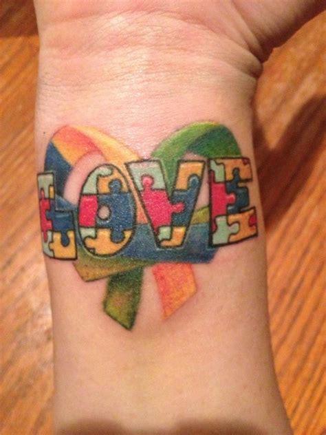 down syndrome tattoo autism awareness bipolar awareness awareness