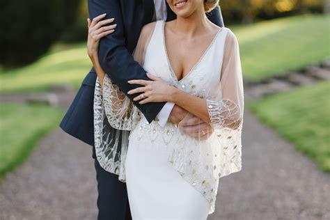 Badgley Mischka Drama Black badgley mischka deco drama for a timeless castle wedding