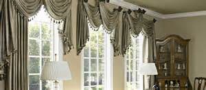 Window Treatment For Bow Window designer window treatments curtains blinds valences