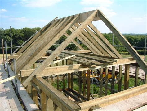 a frame roof 2007