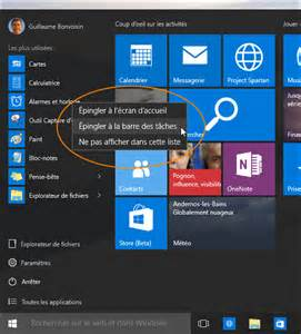 windows 10 cr 233 er un raccourci vers une application sur