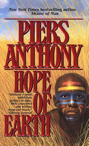 hope of earth (geodyssey, #3) by piers anthony — reviews