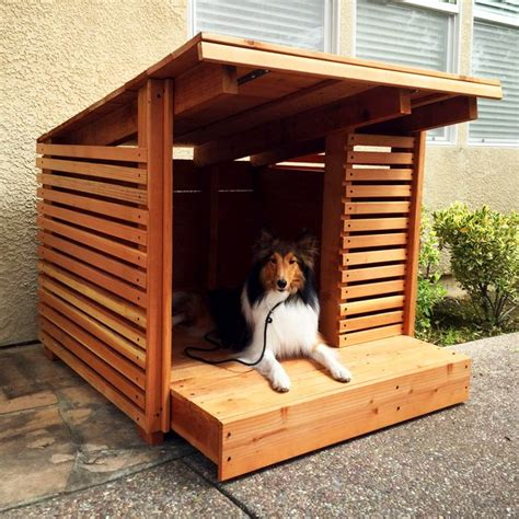 modern dog house 25 best ideas about modern dog houses on pinterest dog