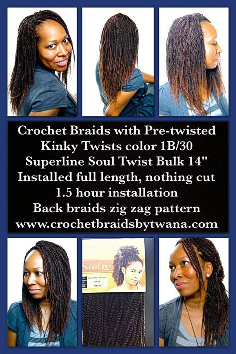 pretwisted marley hair non traditional pre twisted crochet braids twist best 20