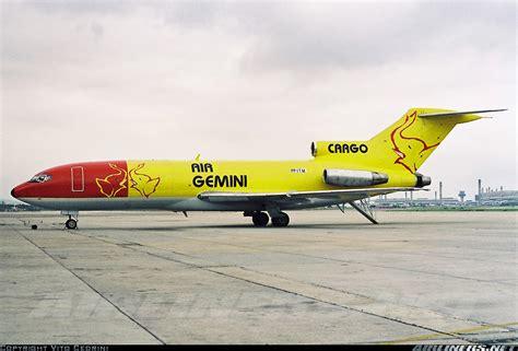 boeing   air gemini cargo aviation photo  airlinersnet