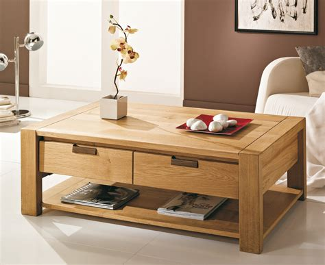 table basse table basse en bois ma table basse