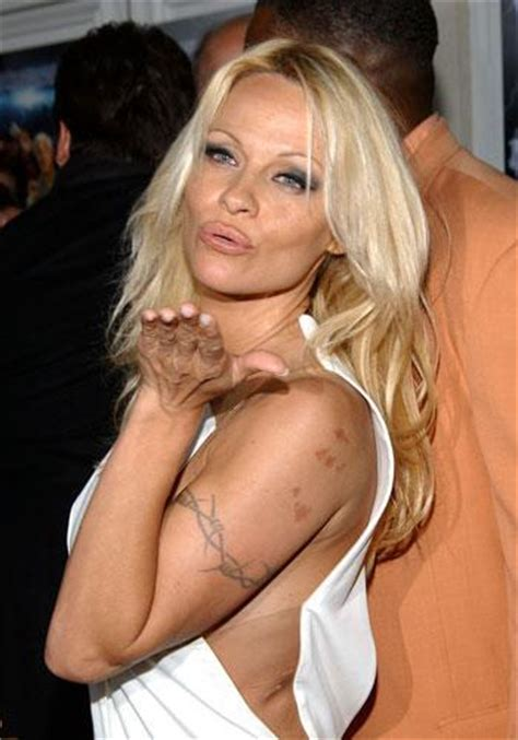 100 s of pamela anderson tattoo design ideas picture gallery