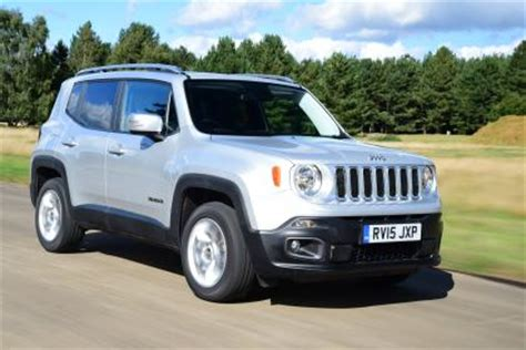 jeep renegade review | auto express