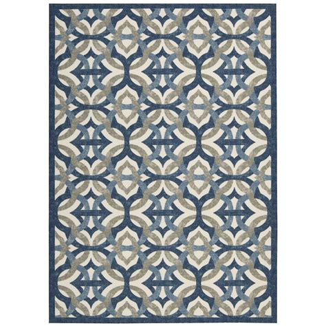 Nourison Waverly Sun And Shade Snd30 Indoor Outdoor Area Waverly Area Rugs