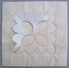 free motion quilting with freezer paper template free motion quilting with a freezer paper template free
