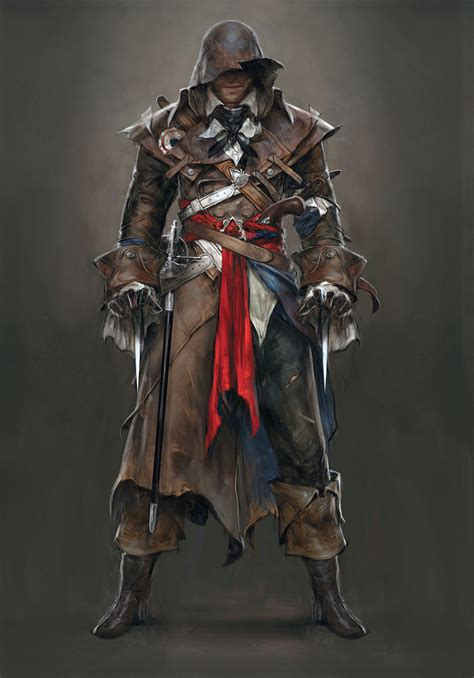 the art of assassinss assassin s creed unity s concept art won t get any complaints from us vg247