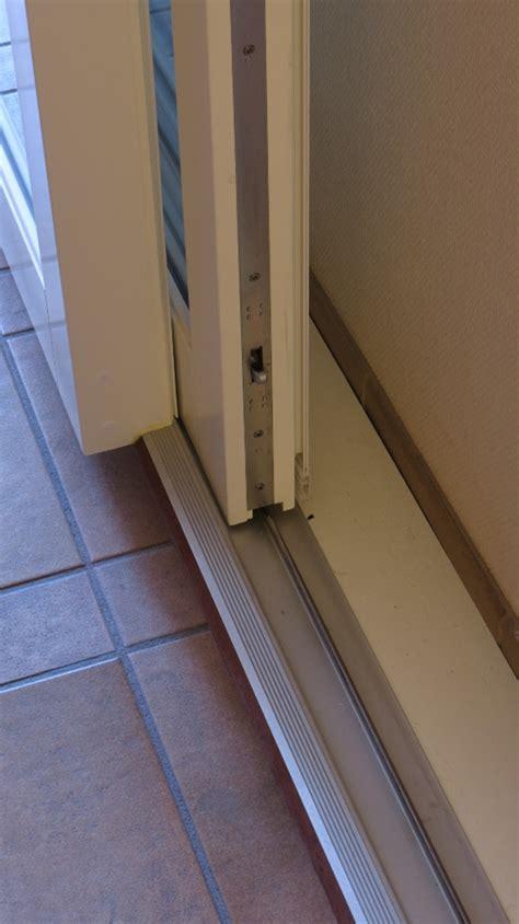 Patio Door Threshold Sliding Patio Door Threshold Sliding Glass Door Threshold Jacobhursh Zero Threshold Sliding