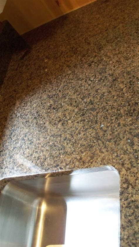 Countertop Scratch Repair by Granite M D