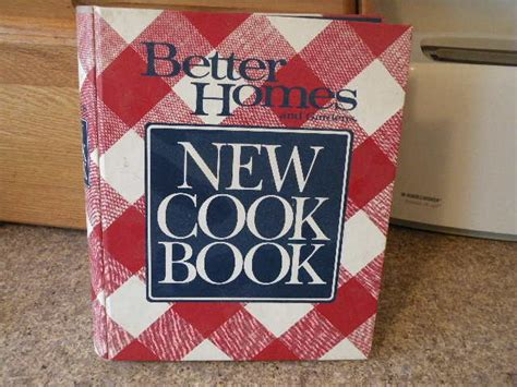 better homes and gardens cookbook my new old friend