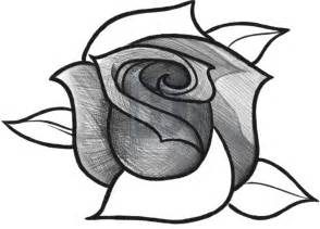 Amazing Shading Definition #4: How-to-sketch-a-rose-step-8.gif
