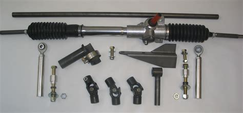 S10 Rack And Pinion Conversion by Manual Rack And Pinion Conversion Kit