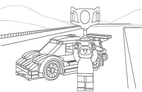 coloring page lego police police coloring page for boys print for free