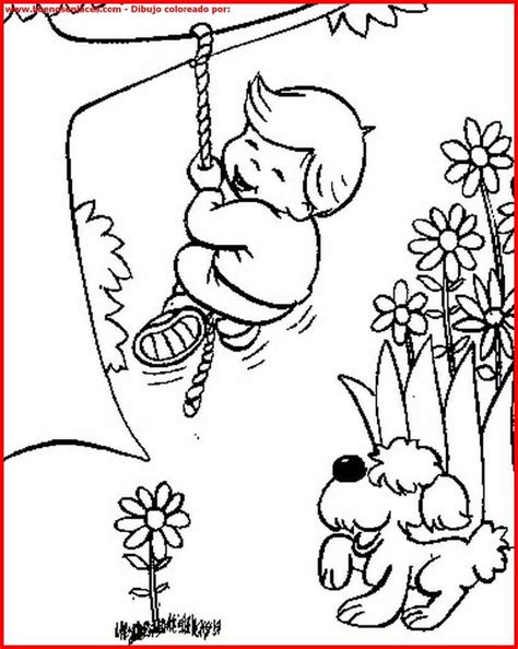 dibujos niños jugando para imprimir dibujos de nina con gato para colorear ninas jugando tattoo