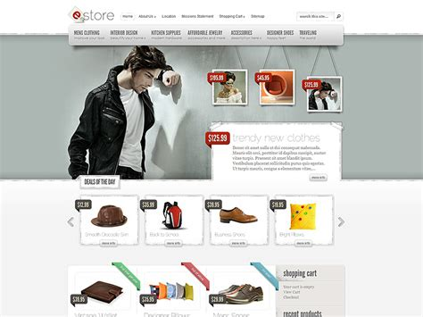 free wordpress ecommerce theme estore ecommerce wordpress theme