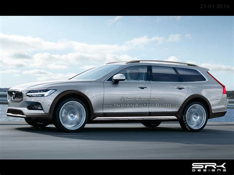 what country does volvoe from volvo v90 cross country begins testing