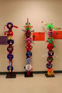 craft projects for cool totem pole craft projects for